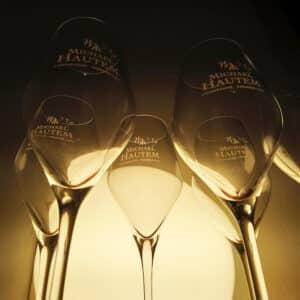 Flutes du Champagne Michael Hautem